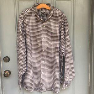 Vintage Ralph Lauren Jeans Co. Men's Plaid Shirt